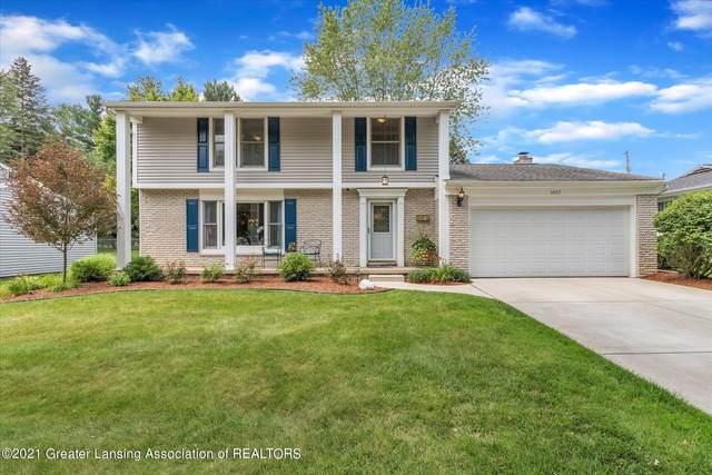 1607 N Fairview Avenue, Lansing, MI 48912 (MLS #259993) :: Home Seekers