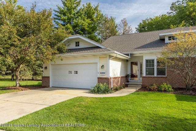6804 Heron Valley Court, Lansing, MI 48917 (MLS #260025) :: Home Seekers