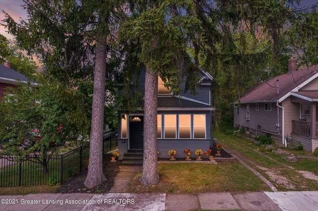 1122 Pulaski Street, Lansing, MI 48910 (MLS #260041) :: Home Seekers