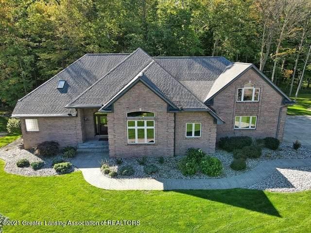 4054 Tall Oaks Drive, Grand Ledge, MI 48837 (MLS #260075) :: Home Seekers