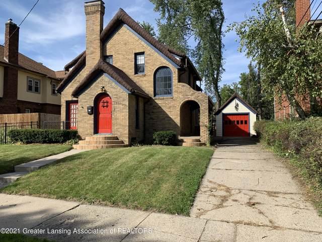 1410 W Washtenaw Street, Lansing, MI 48915 (MLS #260100) :: Home Seekers