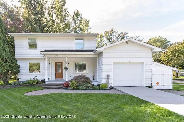 2715 Linden Street, East Lansing, MI 48823 (MLS #260103) :: Home Seekers