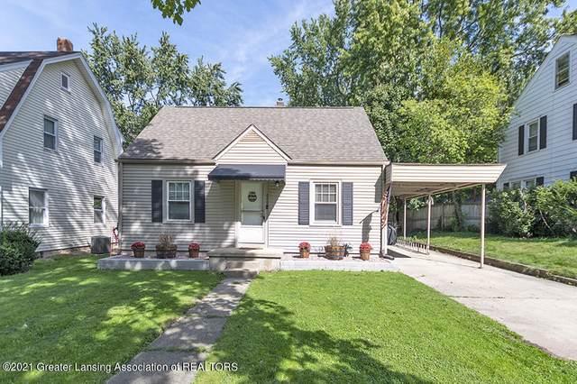 609 Brookland Boulevard, Lansing, MI 48910 (MLS #260114) :: Home Seekers
