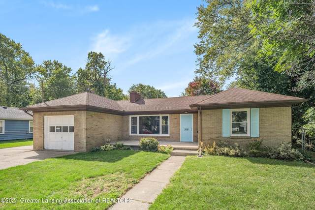 3118 Palmer Street, Lansing, MI 48910 (MLS #260117) :: Home Seekers