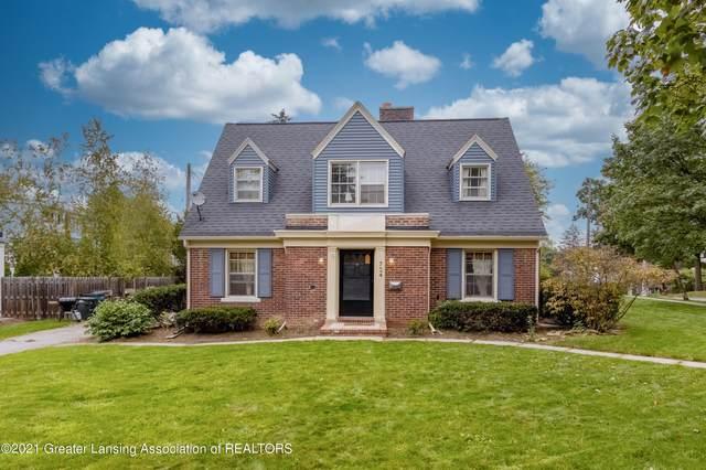 724 Rosewood Avenue, East Lansing, MI 48823 (MLS #260132) :: Home Seekers
