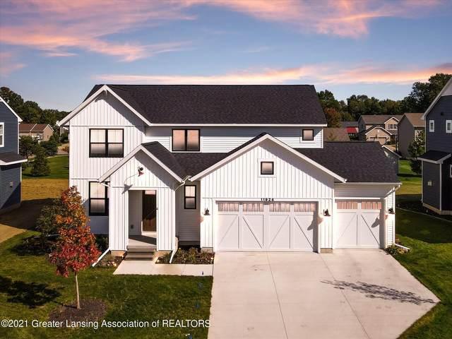 11924 Stone Bluff Drive, Grand Ledge, MI 48837 (MLS #260134) :: Home Seekers