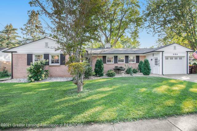 304 E Buchanan Street, St. Johns, MI 48879 (MLS #260136) :: Home Seekers