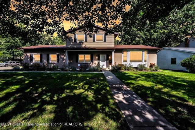 1809 Cahill Drive, East Lansing, MI 48823 (MLS #260141) :: Home Seekers
