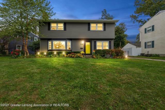 2521 Bedford Road, Lansing, MI 48911 (MLS #260156) :: Home Seekers