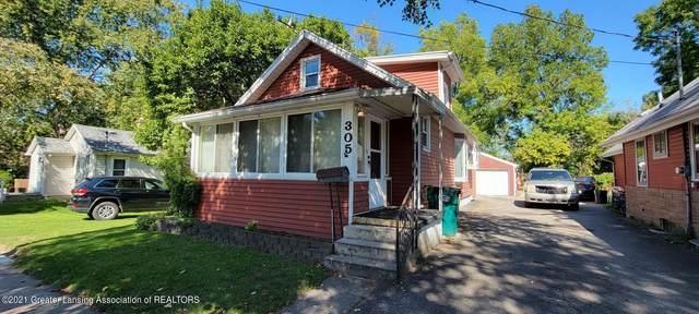 305 Denver Street, Lansing, MI 48910 (MLS #260169) :: Home Seekers