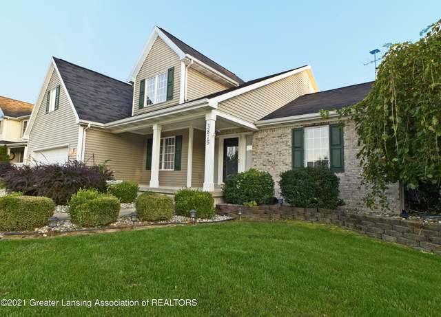 3815 Kirkland Ridge Drive, Holt, MI 48842 (MLS #260183) :: Home Seekers