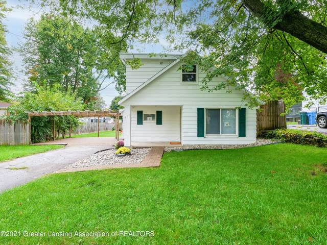 817 R G Curtiss Avenue, Lansing, MI 48911 (MLS #260188) :: Home Seekers