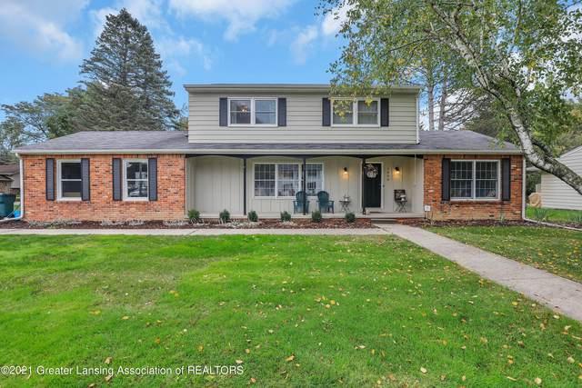 1888 Walnut Heights Drive, East Lansing, MI 48823 (MLS #260258) :: Home Seekers