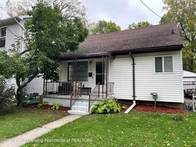 818 Clyde Street, Lansing, MI 48915 (MLS #260259) :: Home Seekers