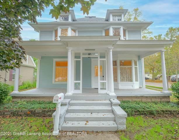 319 Warren Avenue, Charlotte, MI 48813 (MLS #260278) :: Home Seekers