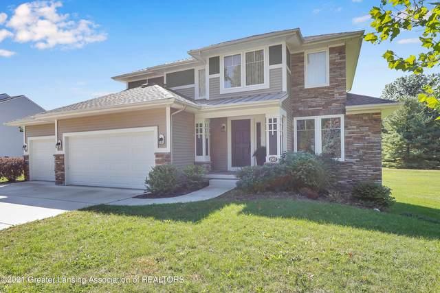 1587 Wellman Road, Dewitt, MI 48820 (MLS #260284) :: Home Seekers