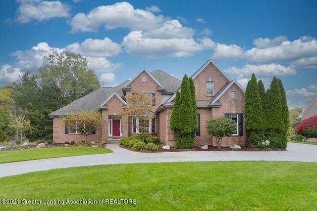 6416 Ridgepond Place, East Lansing, MI 48823 (MLS #260314) :: Home Seekers