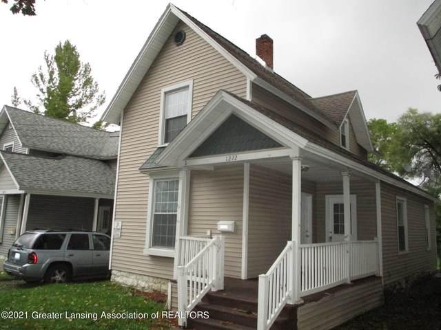 1222 N Capitol Avenue, Lansing, MI 48906 (MLS #260323) :: Home Seekers