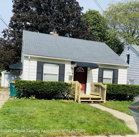 1204 Poxson, Lansing, MI 48910 (MLS #260373) :: Home Seekers