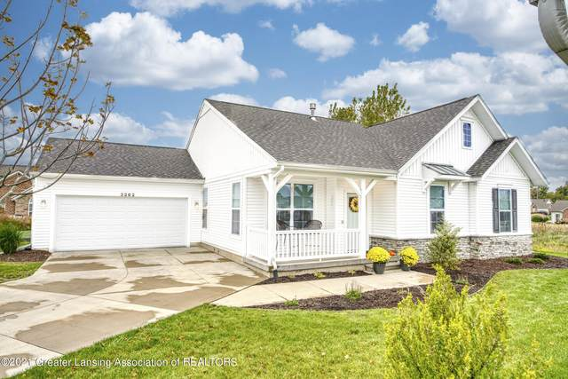3262 Hamlet Circle, East Lansing, MI 48823 (MLS #260398) :: Home Seekers
