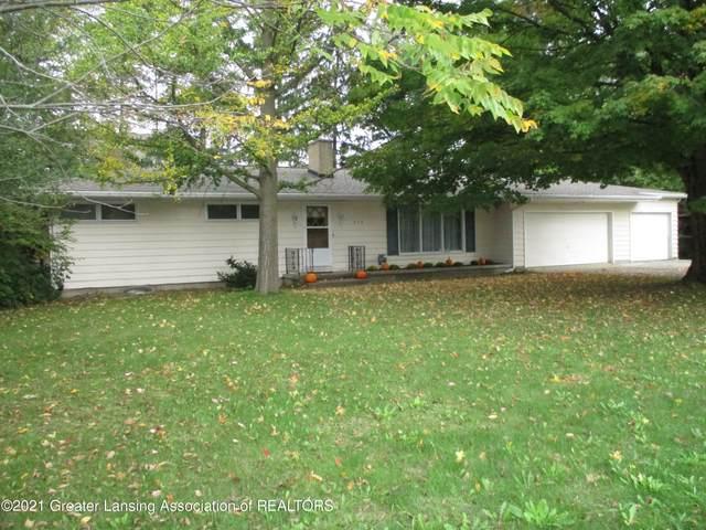 210 Cambridge Drive, Charlotte, MI 48813 (MLS #260407) :: Home Seekers