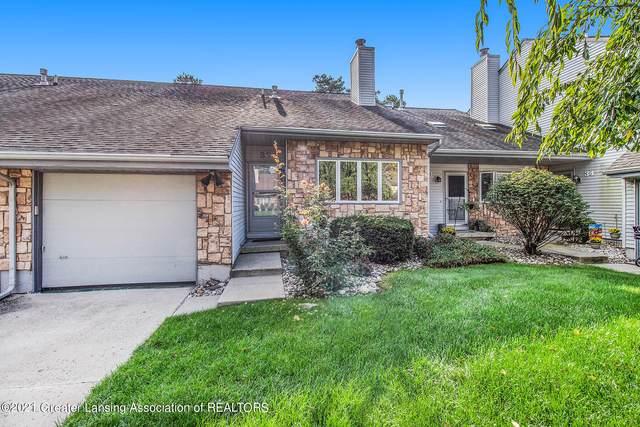 1116 Timber Creek Drive #32, Grand Ledge, MI 48837 (MLS #260438) :: Home Seekers