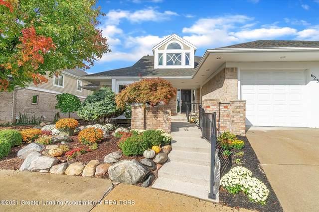 6235 W Golfridge Drive, East Lansing, MI 48823 (MLS #260440) :: Home Seekers