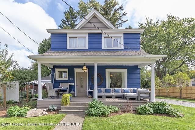 1122 N Pine Street, Lansing, MI 48906 (MLS #260498) :: Home Seekers