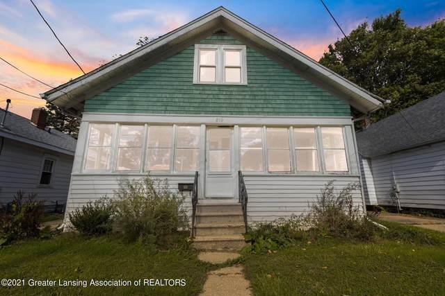 819 Tisdale Avenue, Lansing, MI 48910 (MLS #260515) :: Home Seekers
