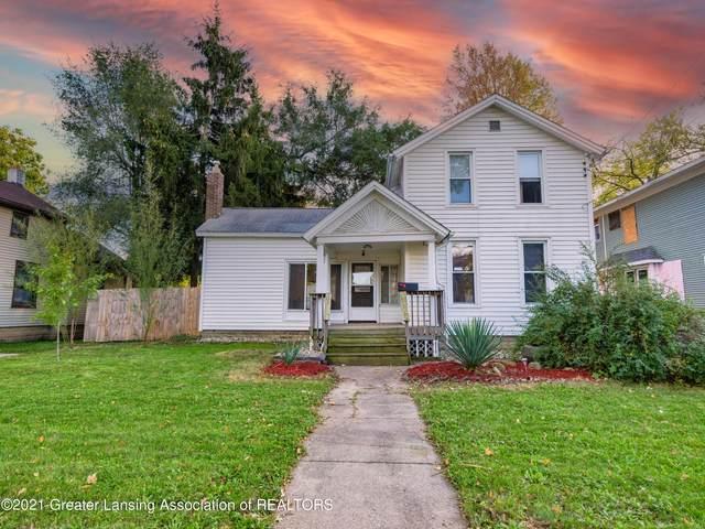 914 Vine Street, Lansing, MI 48912 (MLS #260587) :: Home Seekers