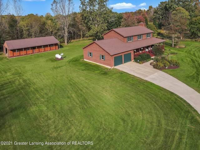 8790 W Eaton Highway, Grand Ledge, MI 48837 (MLS #260588) :: Home Seekers