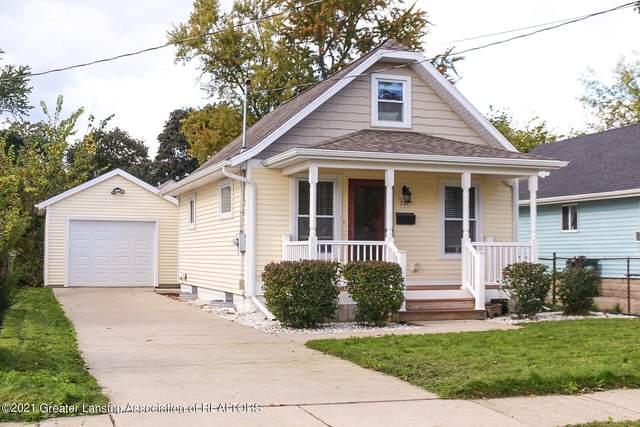 737 Comfort Street, Lansing, MI 48915 (MLS #260591) :: Home Seekers