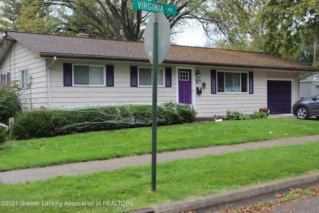 501 Virginia Avenue, East Lansing, MI 48823 (MLS #260653) :: Home Seekers