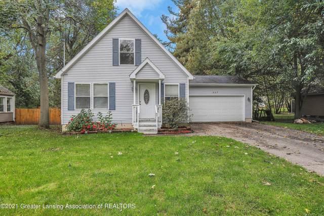 327 W Berry Avenue, Lansing, MI 48910 (MLS #260657) :: Home Seekers