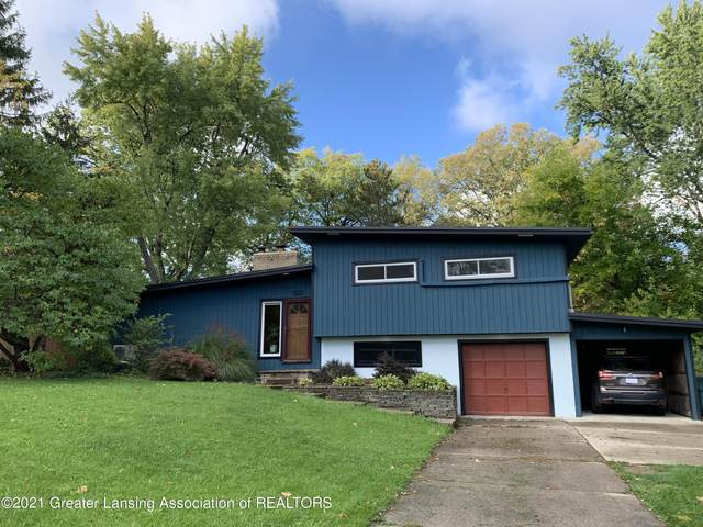 1525 Gilcrest Avenue, East Lansing, MI 48823 (MLS #260665) :: Home Seekers