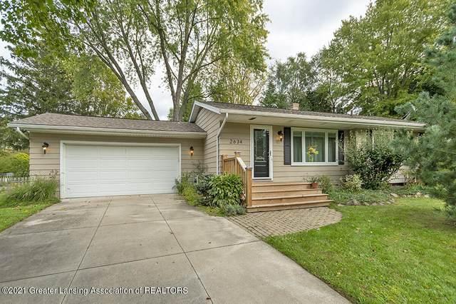2634 E Linden Street, East Lansing, MI 48823 (MLS #260680) :: Home Seekers