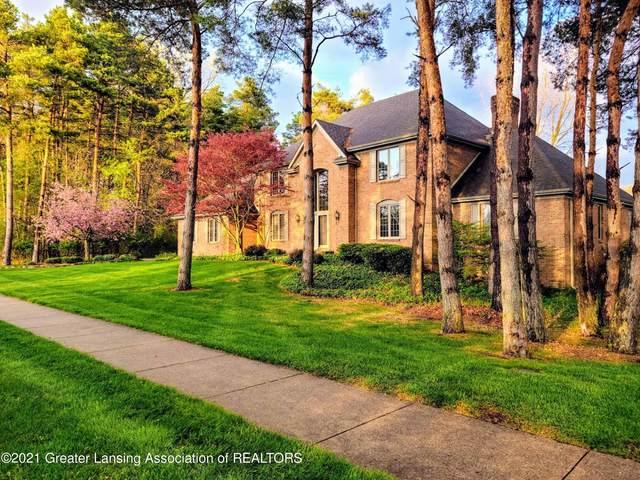 6380 Pine Hollow Drive, East Lansing, MI 48823 (MLS #260704) :: Home Seekers