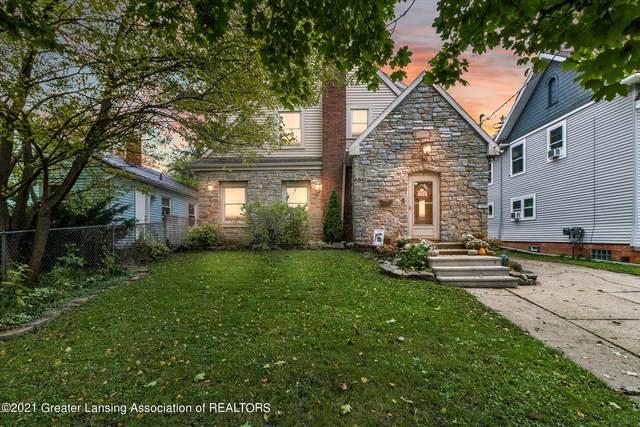 1405 W Kalamazoo Street, Lansing, MI 48915 (MLS #260733) :: Home Seekers