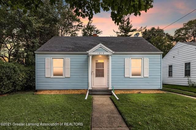 1212 Woodbine Avenue, Lansing, MI 48910 (MLS #260739) :: Home Seekers
