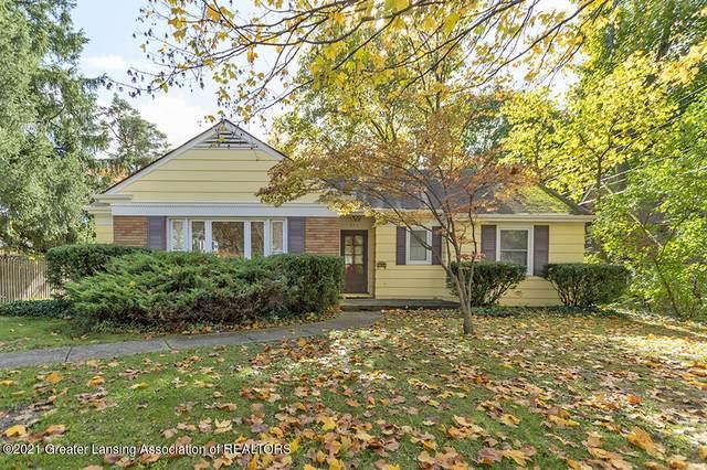 866 Audubon Road, East Lansing, MI 48823 (MLS #260745) :: Home Seekers