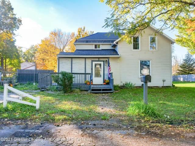 103 Frost Street, Eaton Rapids, MI 48827 (MLS #260747) :: Home Seekers