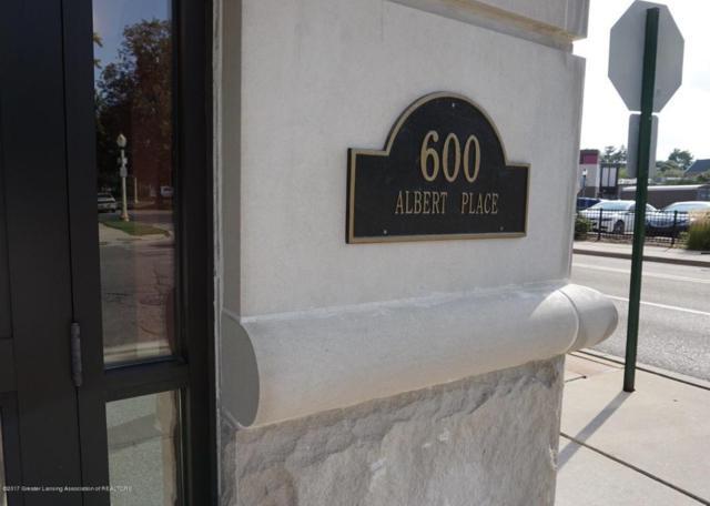 600 E Albert Avenue #418, East Lansing, MI 48823 (MLS #219228) :: PreviewProperties.com