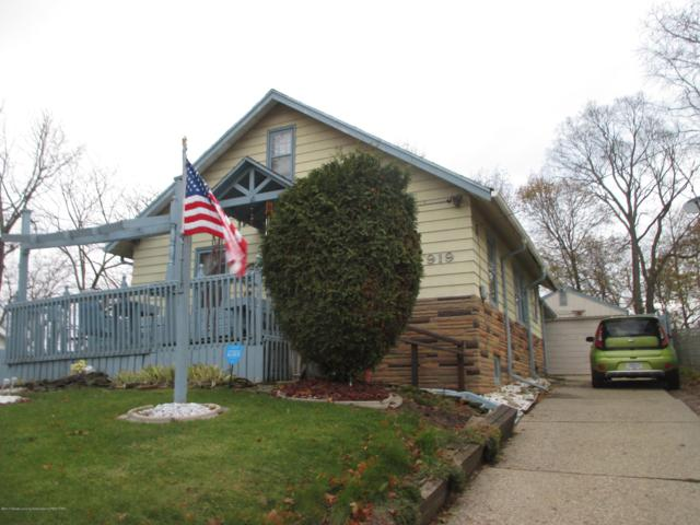 919 Mckim, Lansing, MI 48910 (MLS #221745) :: Real Home Pros