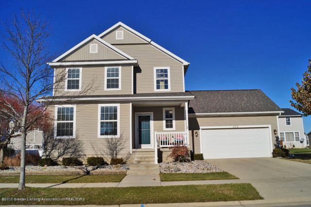 654 E Gannett Way, East Lansing, MI 48823 (MLS #221961) :: Buffington Real Estate Group