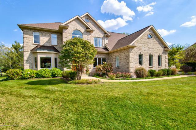 4440 Glencoe Drive, Williamston, MI 48895 (MLS #222759) :: Real Home Pros