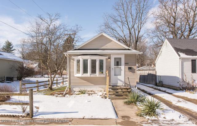 316 Mill Street, Williamston, MI 48895 (MLS #223114) :: Real Home Pros
