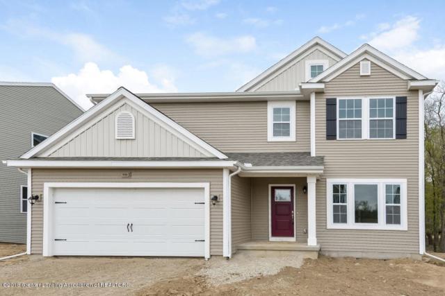948 Pennine Ridge Way, Grand Ledge, MI 48837 (MLS #223267) :: Real Home Pros
