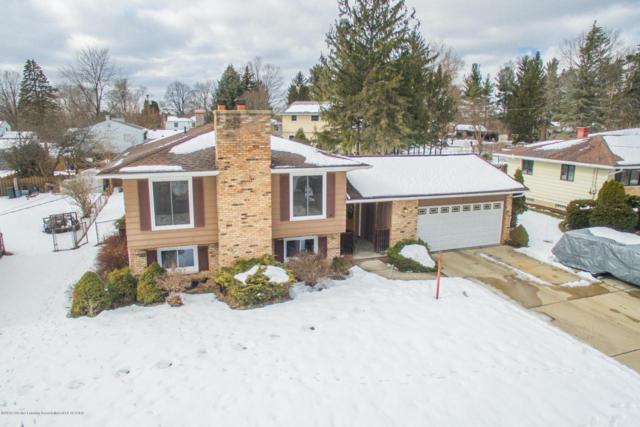 4551 Seneca Drive, Okemos, MI 48864 (MLS #223445) :: Real Home Pros