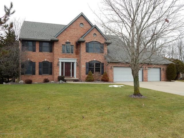 214 Brookstone Circle, Dewitt, MI 48820 (MLS #223590) :: Real Home Pros