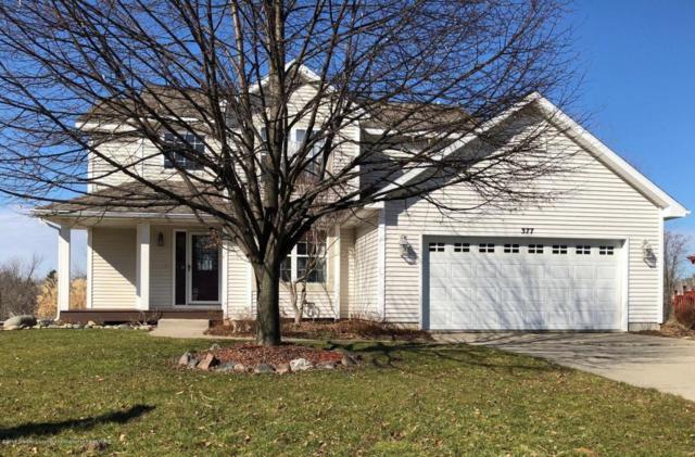 377 Split Rail, Williamston, MI 48895 (MLS #223594) :: Real Home Pros